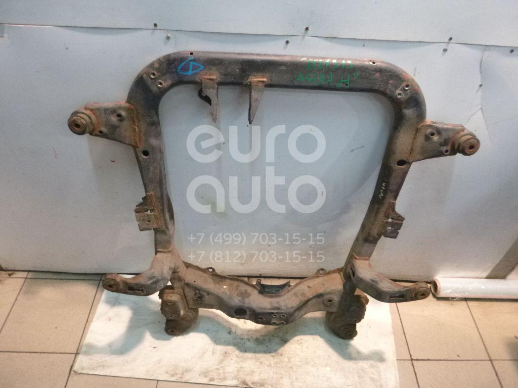 Балка подмоторная для Opel Astra H / Family 2004-2015 - Фото №1