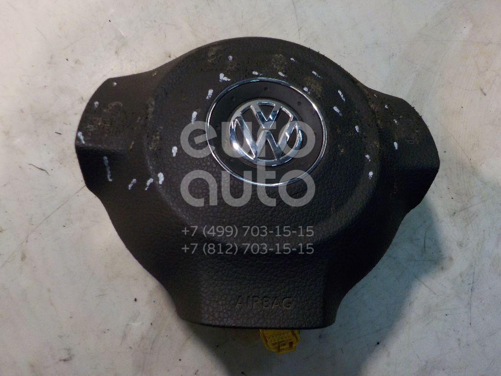 Подушка безопасности в рулевое колесо для VW Polo (Sed RUS) 2011>;Polo (HB) 2009> - Фото №1