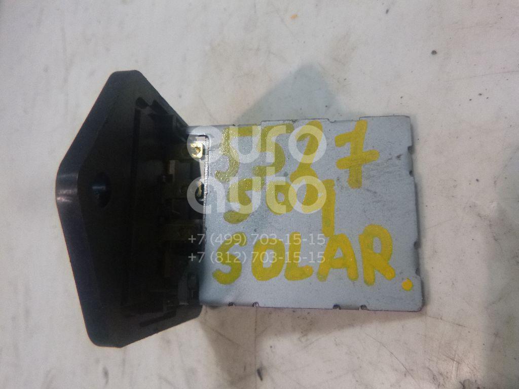 Резистор отопителя для Hyundai,Kia Solaris/Accent IV 2010>;RIO 2011>;Veloster 2011> - Фото №1