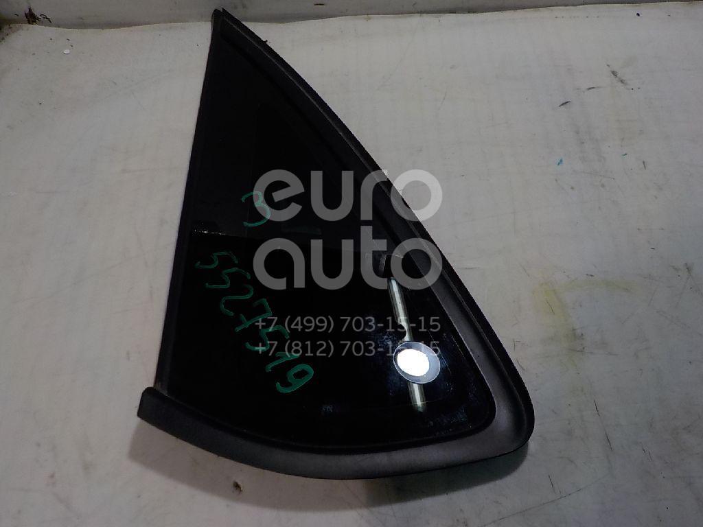 Стекло кузовное глухое левое для VW Polo (Sed RUS) 2011> - Фото №1
