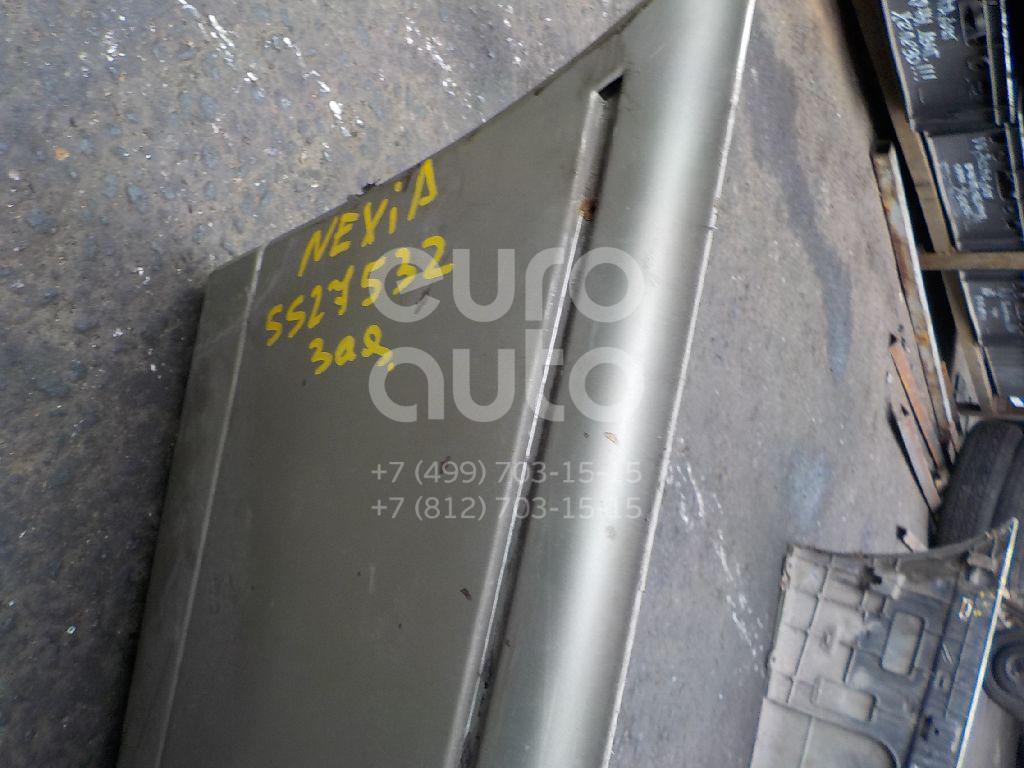 Бампер задний для Daewoo Nexia 1995-2016 - Фото №1