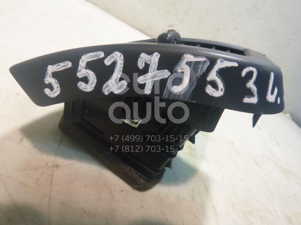 Дефлектор воздушный для Hyundai Solaris/Accent IV 2010> - Фото №1