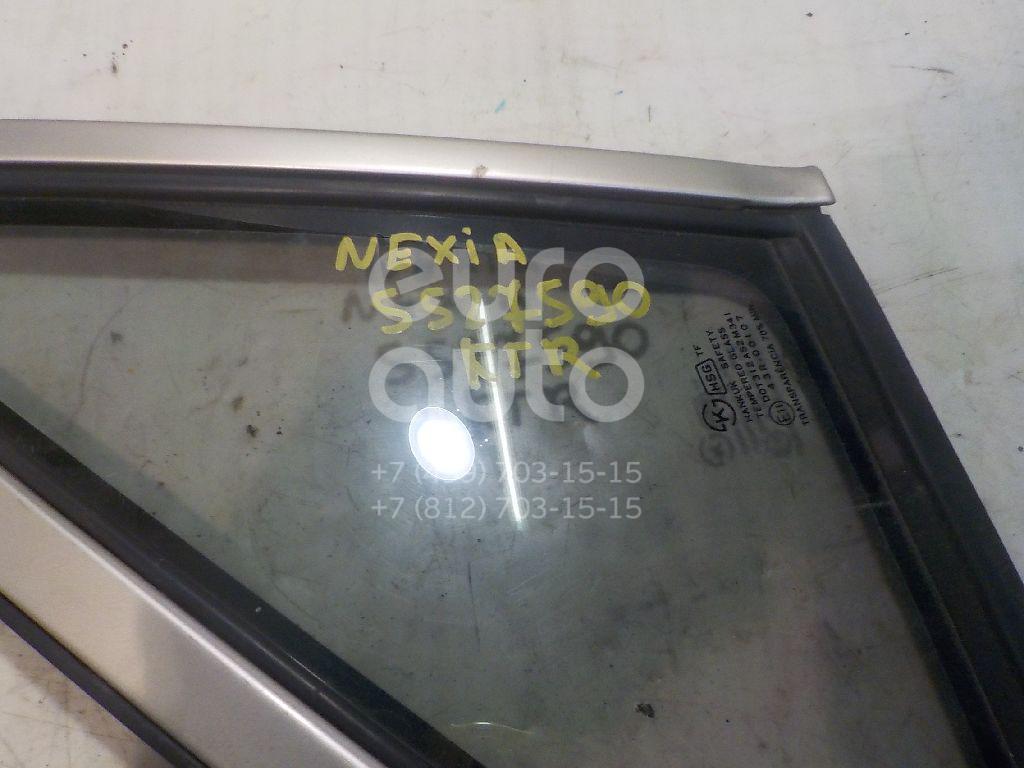 Стекло кузовное глухое правое для Daewoo Nexia 1995-2016 - Фото №1