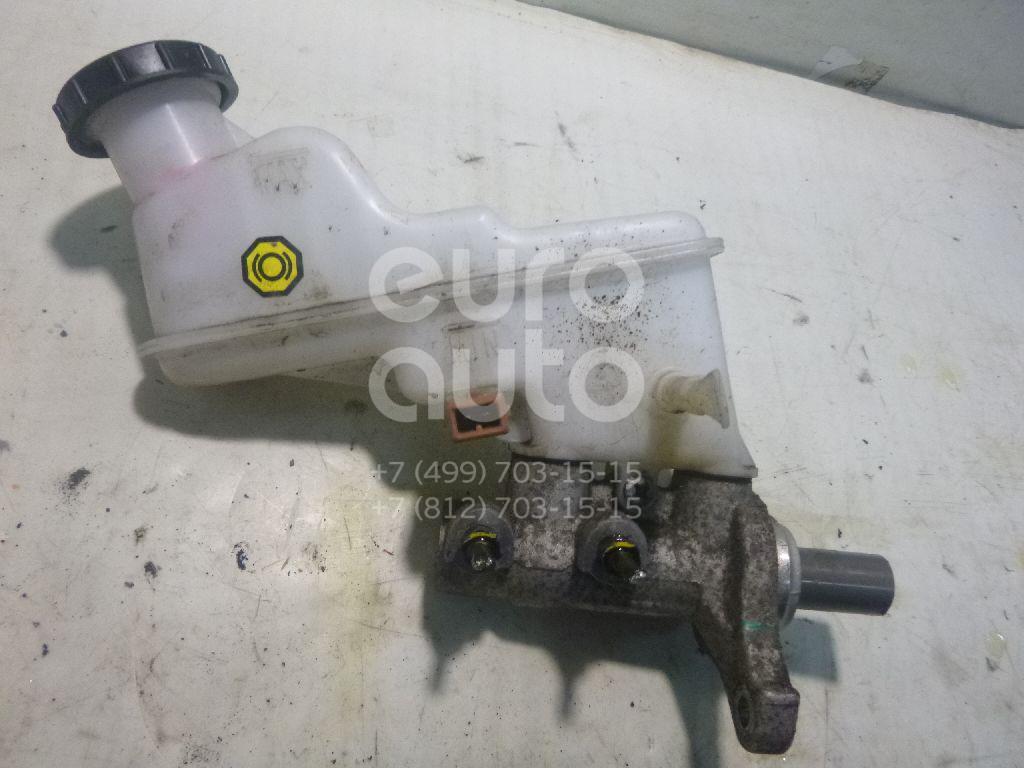 Цилиндр тормозной главный для Hyundai,Kia Solaris/Accent IV 2010>;RIO 2011> - Фото №1