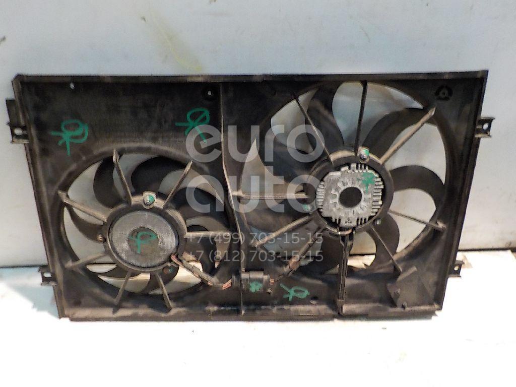 Вентилятор радиатора для VW Passat [B6] 2005-2010 - Фото №1
