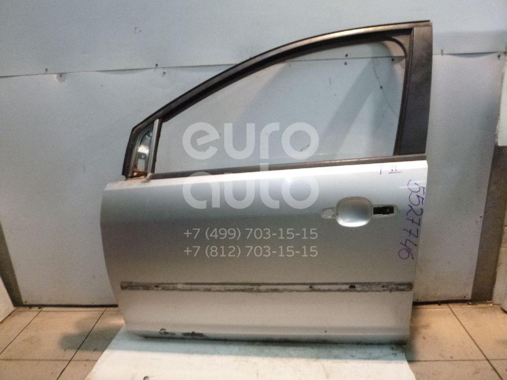Дверь передняя левая для Ford Focus II 2005-2008 - Фото №1