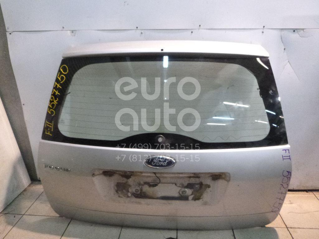 Дверь багажника со стеклом для Ford Focus II 2005-2008 - Фото №1