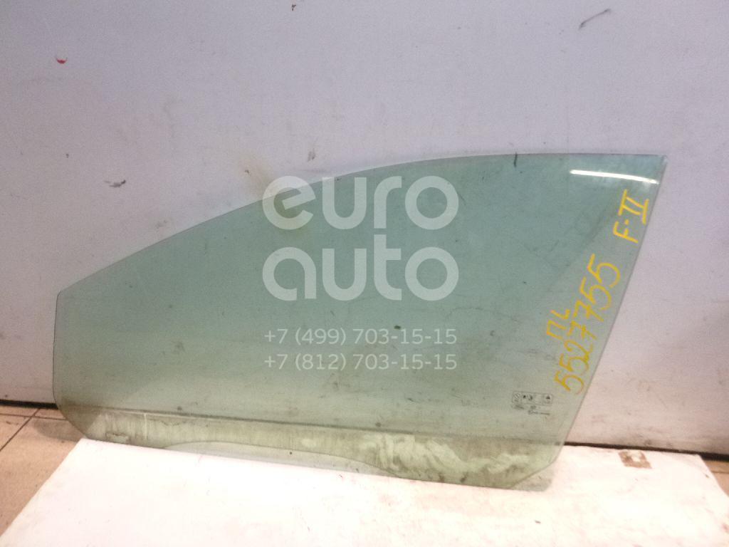 Стекло двери передней левой для Ford Focus II 2005-2008;Focus II 2008-2011 - Фото №1