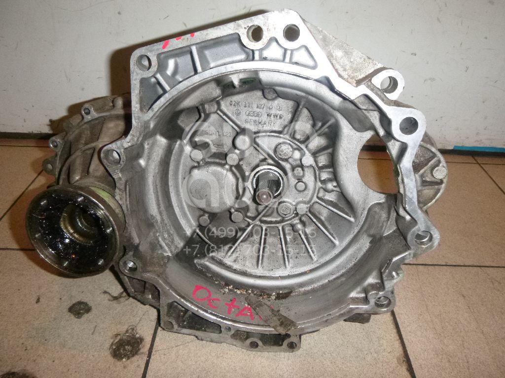 МКПП (механическая коробка переключения передач) для Skoda,Audi,VW Octavia 1997-2000;A3 (8L1) 1996-2003;Golf IV/Bora 1997-2005 - Фото №1