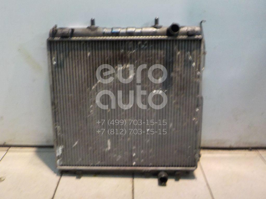 Радиатор основной для Hyundai Terracan 2001-2007 - Фото №1