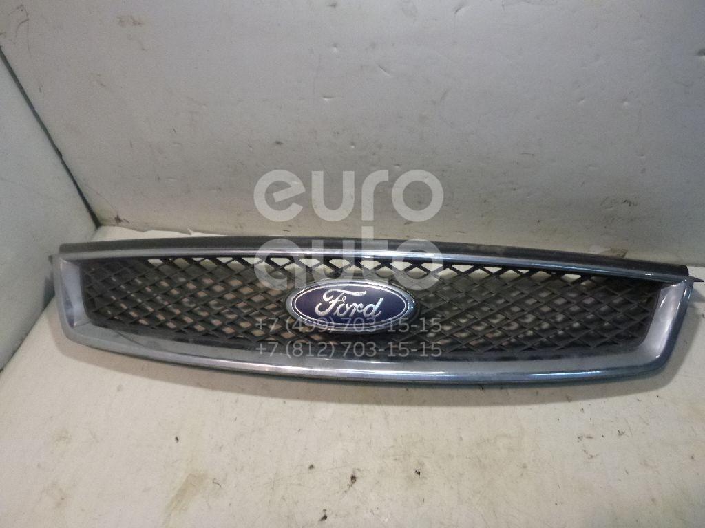 Решетка радиатора для Ford Focus II 2005-2008;C-MAX 2003-2011 - Фото №1