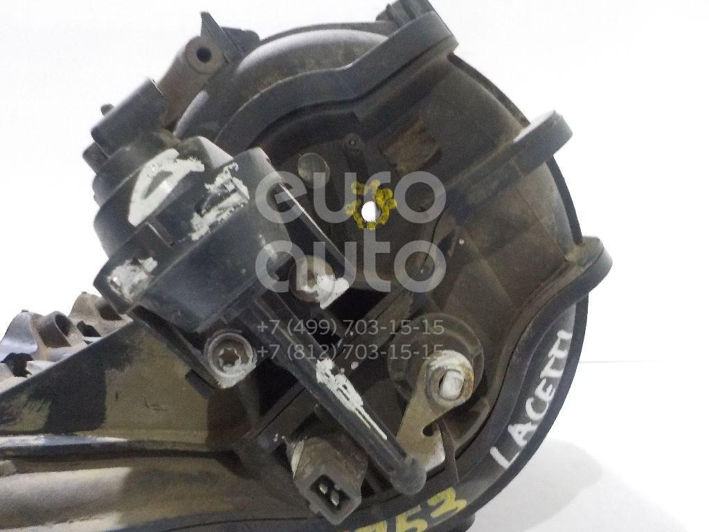 Коллектор впускной для Chevrolet Lacetti 2003-2013;Aveo (T200) 2003-2008;Lanos 2004-2010 - Фото №1