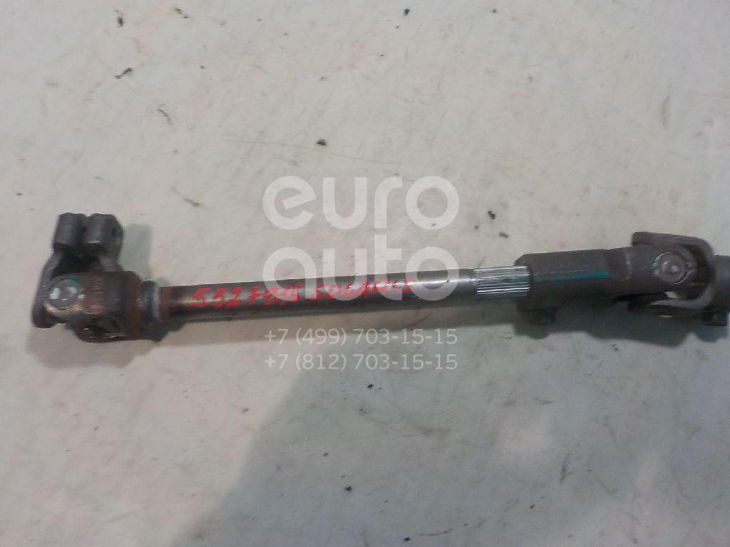 Кардан рулевой для Hyundai,Kia Solaris/Accent IV 2010>;RIO 2011> - Фото №1