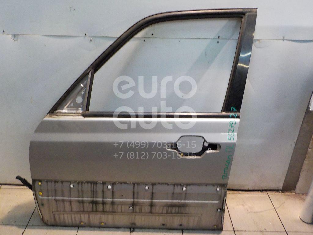 Дверь передняя левая для Hyundai Terracan 2001-2007 - Фото №1