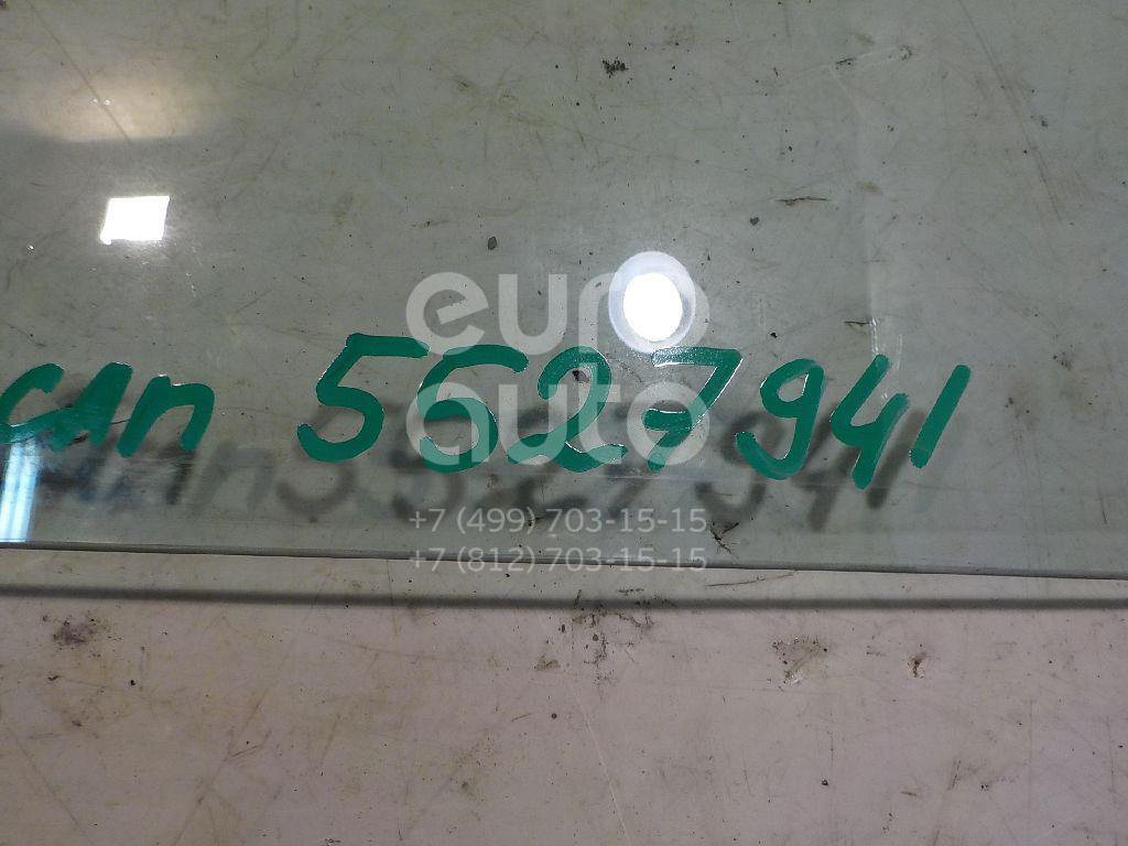 Стекло двери задней левой для Hyundai Terracan 2001> - Фото №1