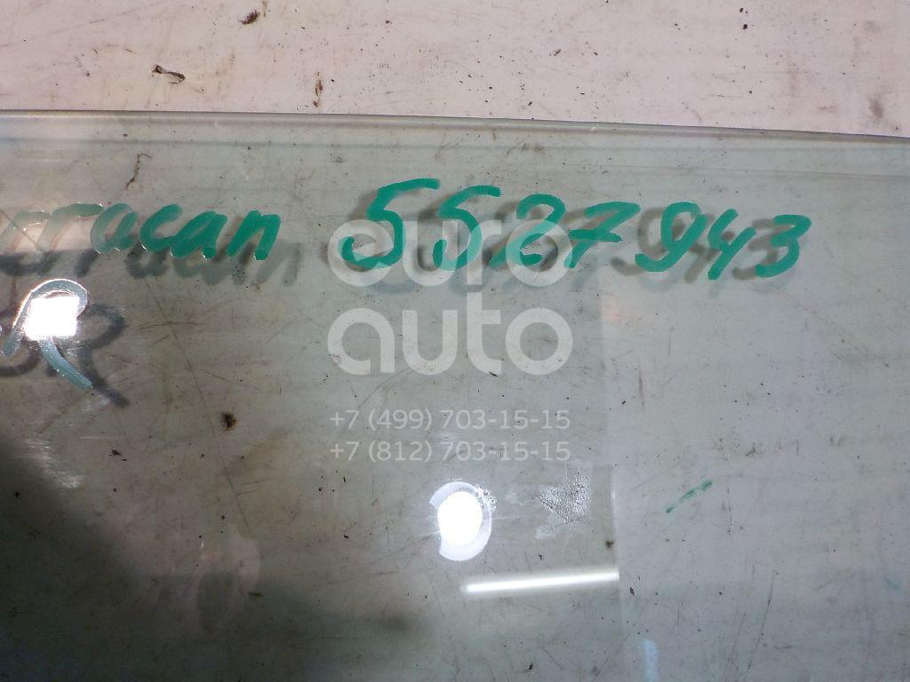 Стекло двери задней правой для Hyundai Terracan 2001-2007 - Фото №1