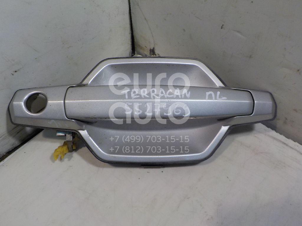Ручка двери передней наружная левая для Hyundai Terracan 2001-2007 - Фото №1