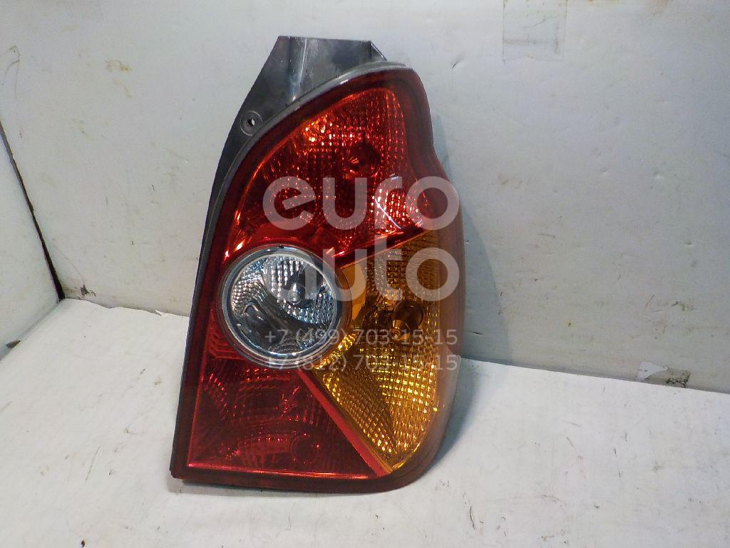 Фонарь задний правый для Hyundai Terracan 2001-2007 - Фото №1