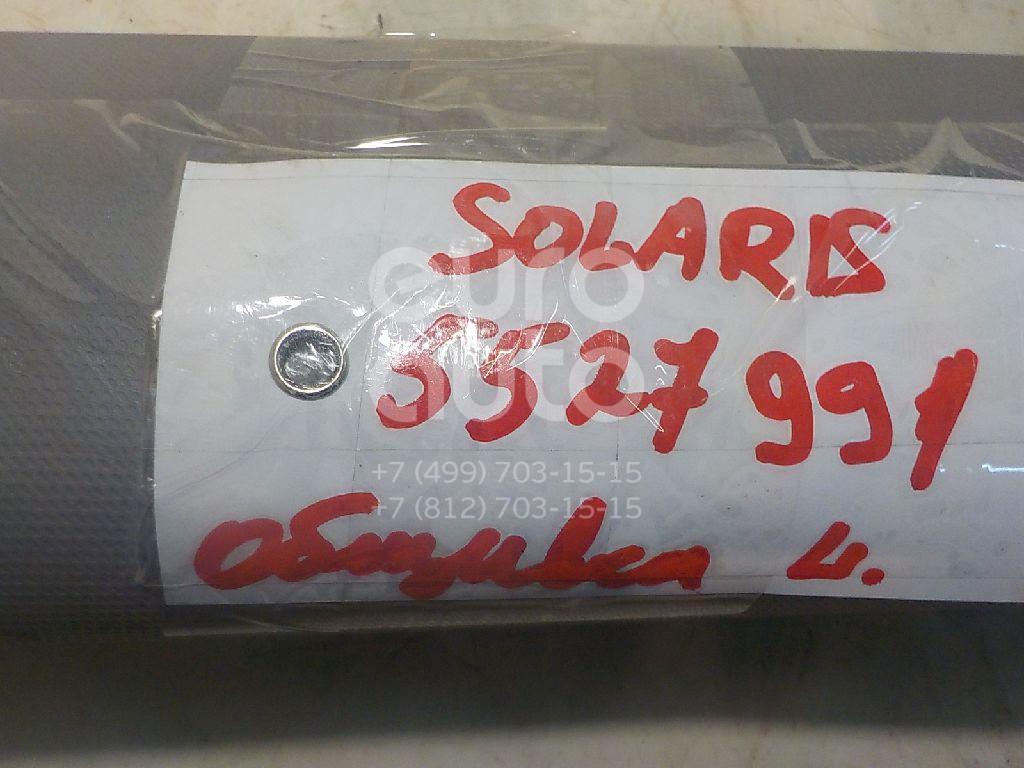 Обшивка стойки для Hyundai Solaris/Accent IV 2010> - Фото №1