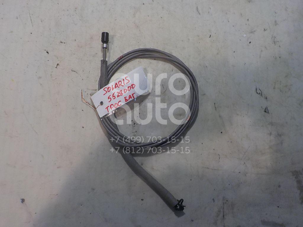Трос открывания багажника для Hyundai Solaris/Accent IV 2010> - Фото №1