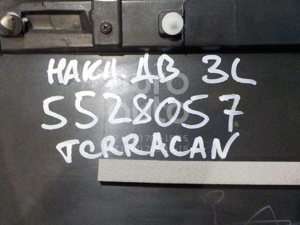 Накладка двери задней левой для Hyundai Terracan 2001-2007 - Фото №1