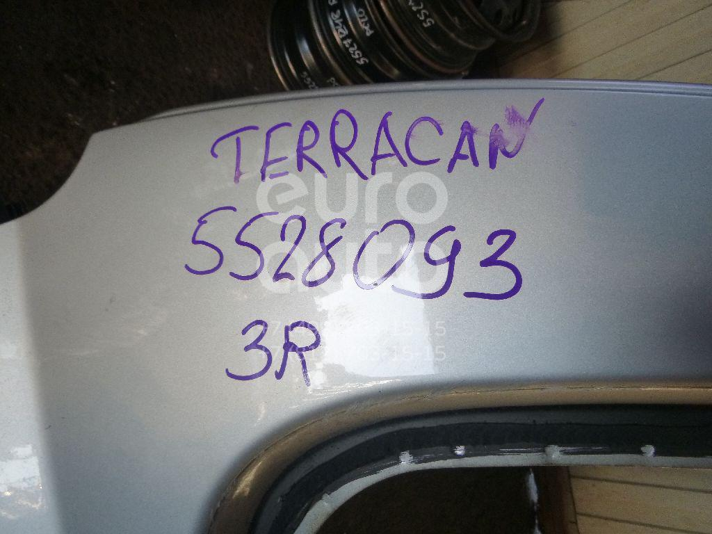 Крыло заднее правое для Hyundai Terracan 2001-2007 - Фото №1