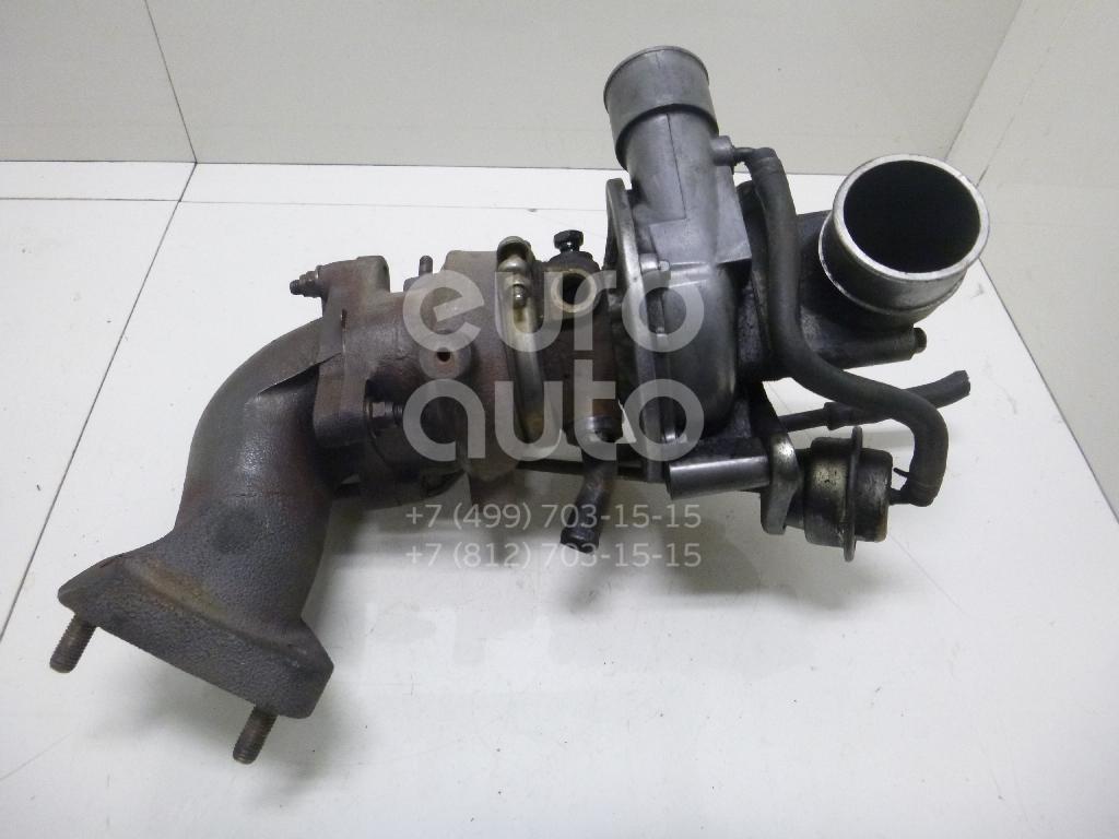 Турбокомпрессор (турбина) для Kia Terracan 2001>;Carnival 2005> - Фото №1