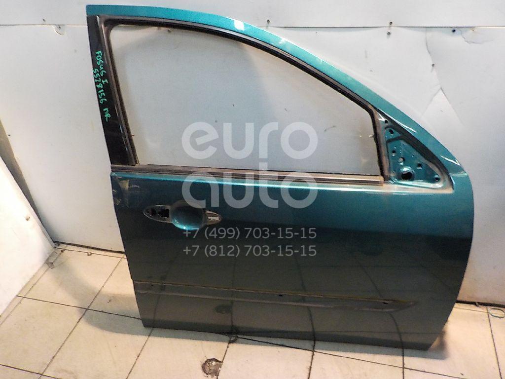 Дверь передняя правая для Ford Focus I 1998-2004 - Фото №1