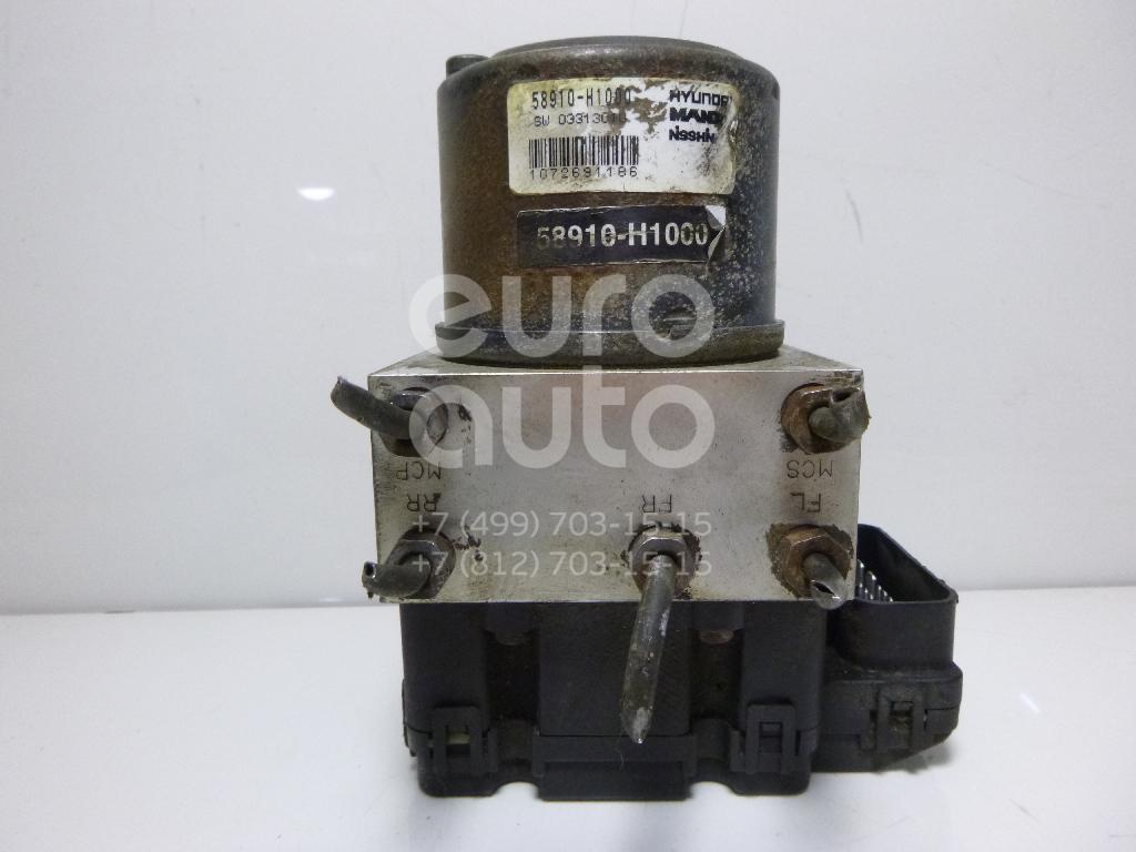 Блок ABS (насос) для Hyundai Terracan 2001> - Фото №1