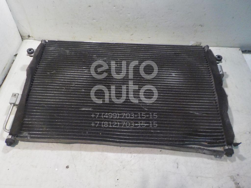 Радиатор кондиционера (конденсер) для Hyundai Terracan 2001-2007 - Фото №1