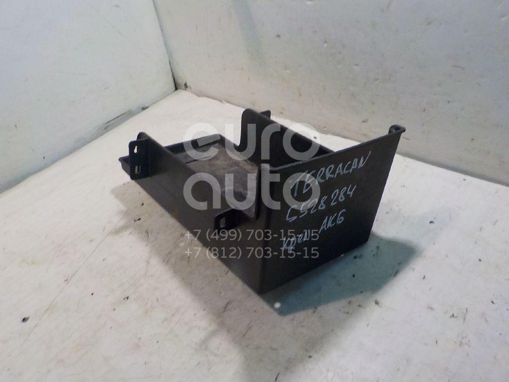 Крепление АКБ (корпус/подставка) для Hyundai Terracan 2001-2007 - Фото №1
