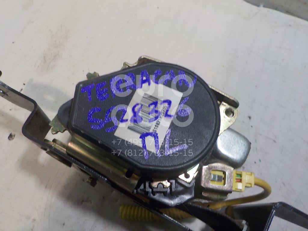 Ремень безопасности с пиропатроном для Hyundai Terracan 2001-2007 - Фото №1