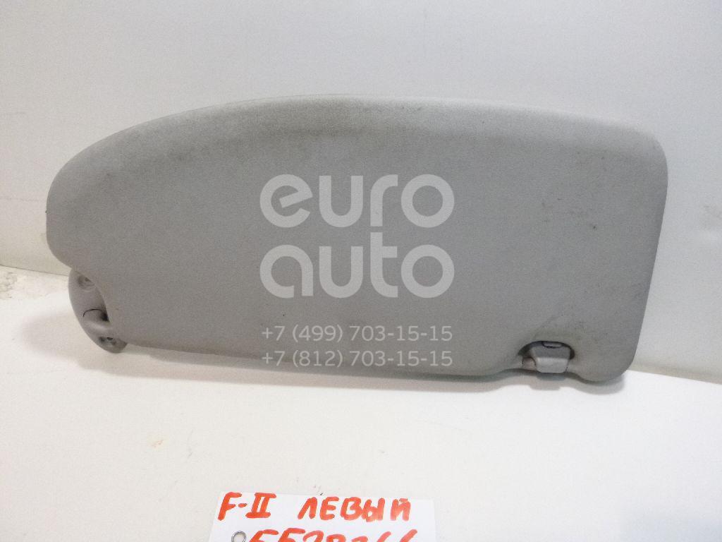 Козырек солнцезащитный (внутри) для Ford Focus II 2005-2008;C-MAX 2003-2010;Galaxy 2006-2015;S-MAX 2006-2015;Kuga 2008-2012 - Фото №1