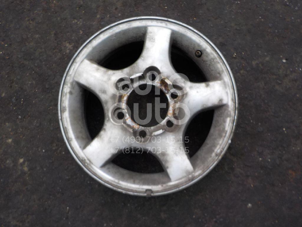 Диск колесный легкосплавный для Hyundai Terracan 2001-2007 - Фото №1