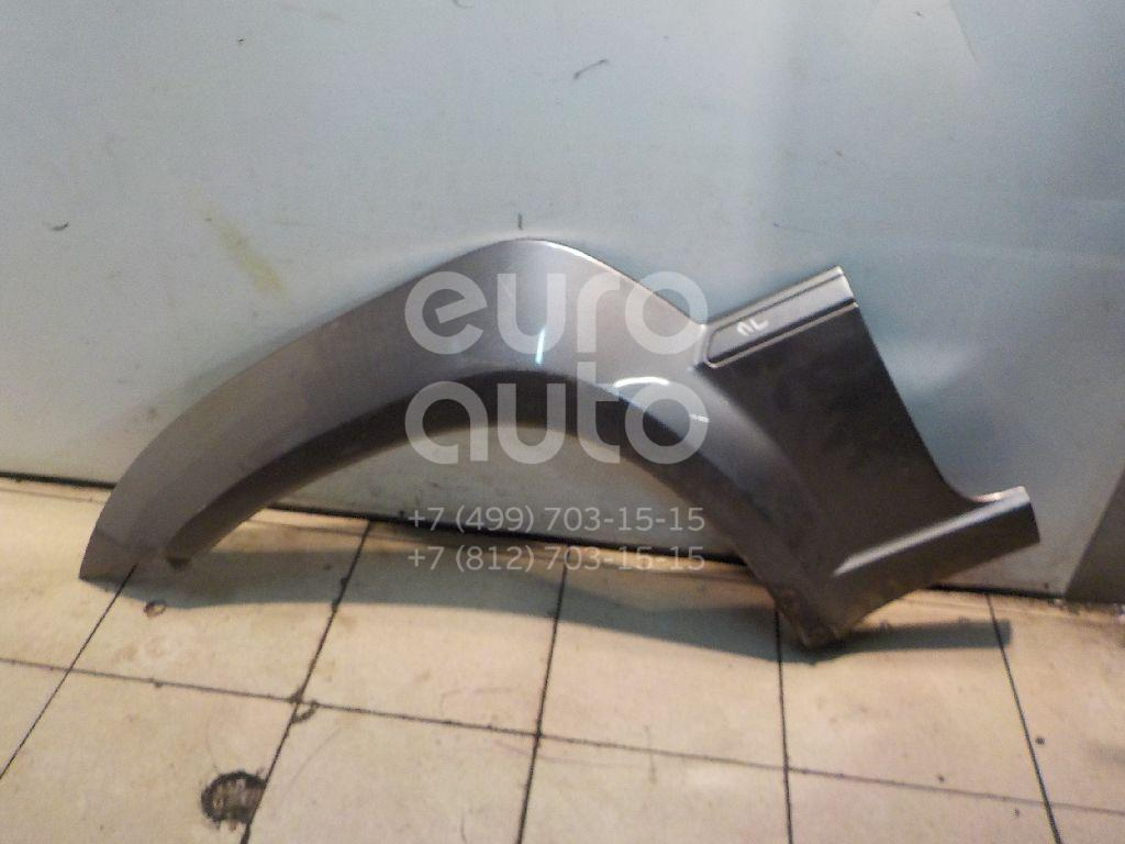 Накладка переднего крыла левого для Hyundai Terracan 2001> - Фото №1