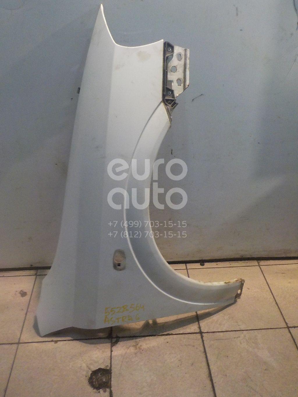 Крыло переднее правое для Opel Astra G 1998-2005 - Фото №1