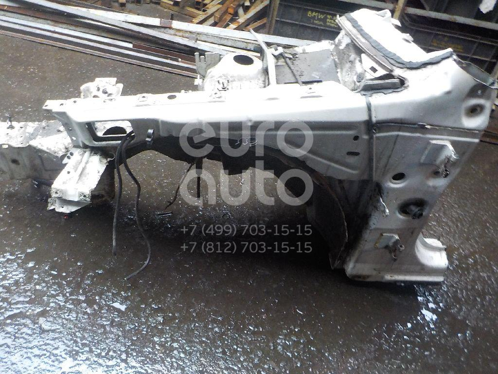 Лонжерон передний левый для Opel Astra G 1998-2005 - Фото №1