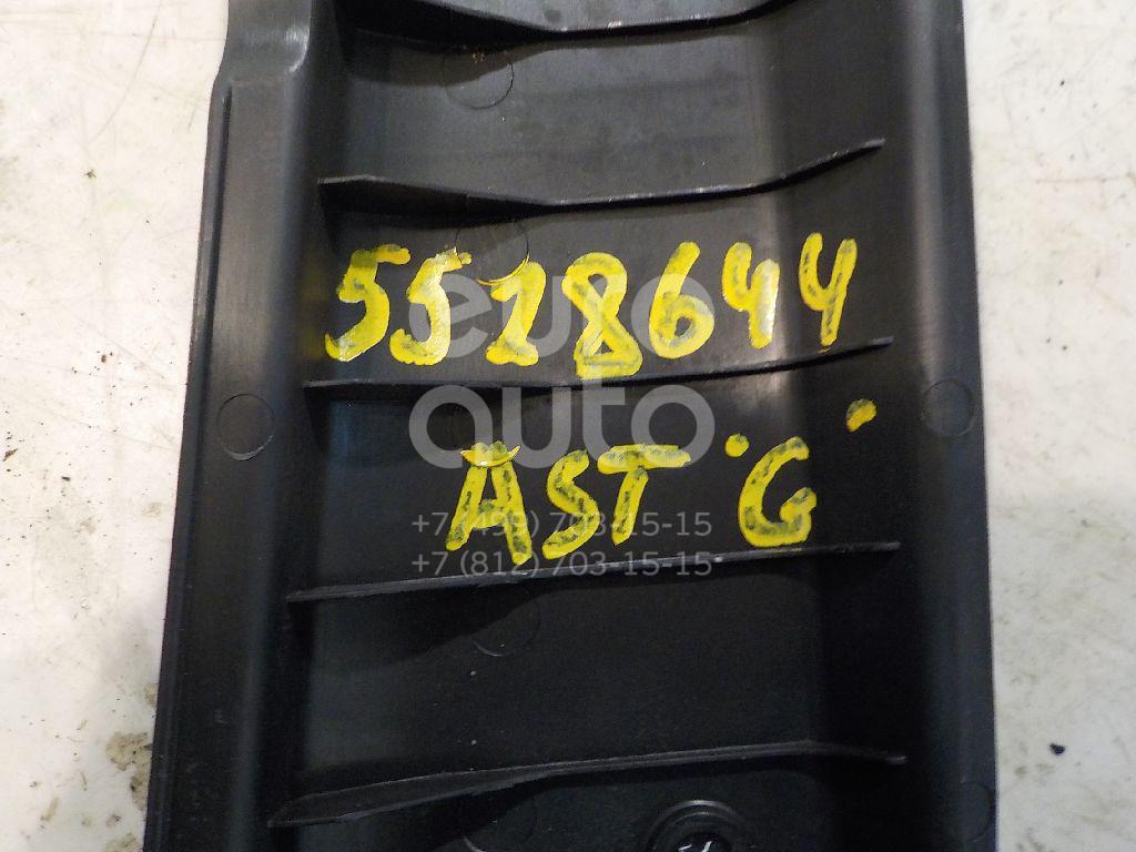Обшивка багажника для Opel Astra G 1998-2005 - Фото №1