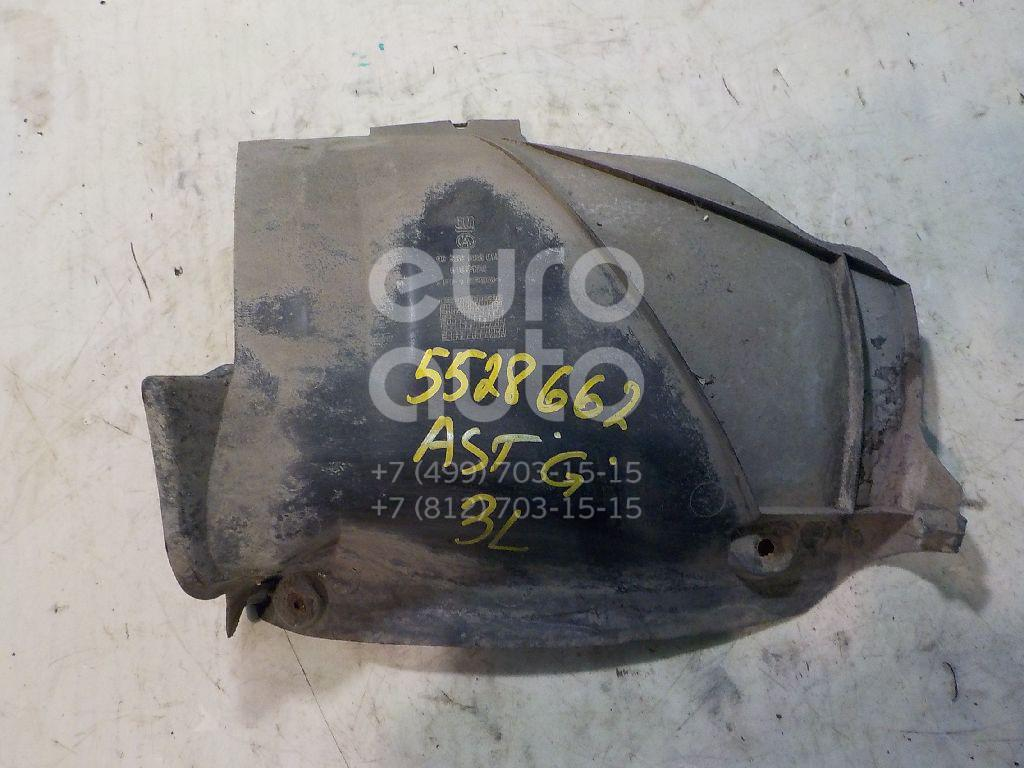 Локер задний левый для Opel Astra G 1998-2005 - Фото №1