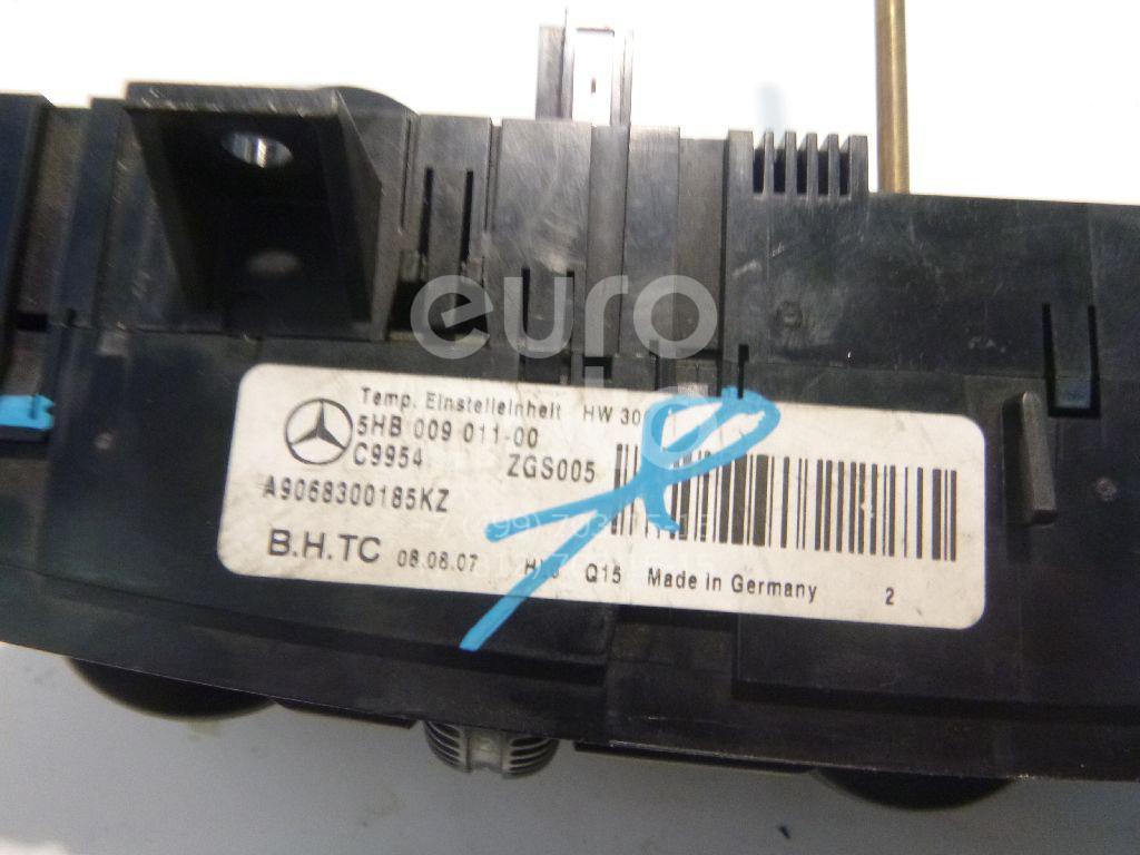 Блок управления отопителем для Mercedes Benz Sprinter (906) 2006> - Фото №1