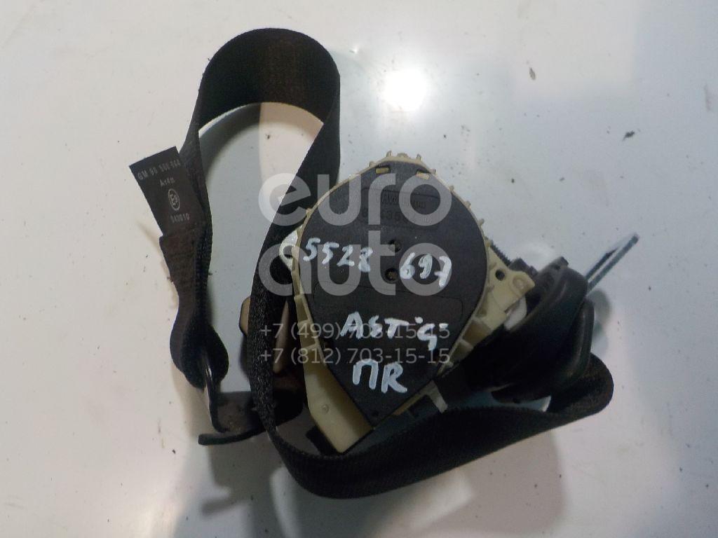 Ремень безопасности для Opel Astra G 1998-2005;Zafira A (F75) 1999-2005 - Фото №1