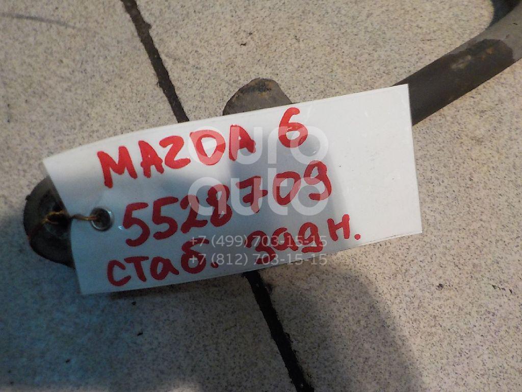 Стабилизатор задний для Mazda Mazda 6 (GG) 2002-2007 - Фото №1