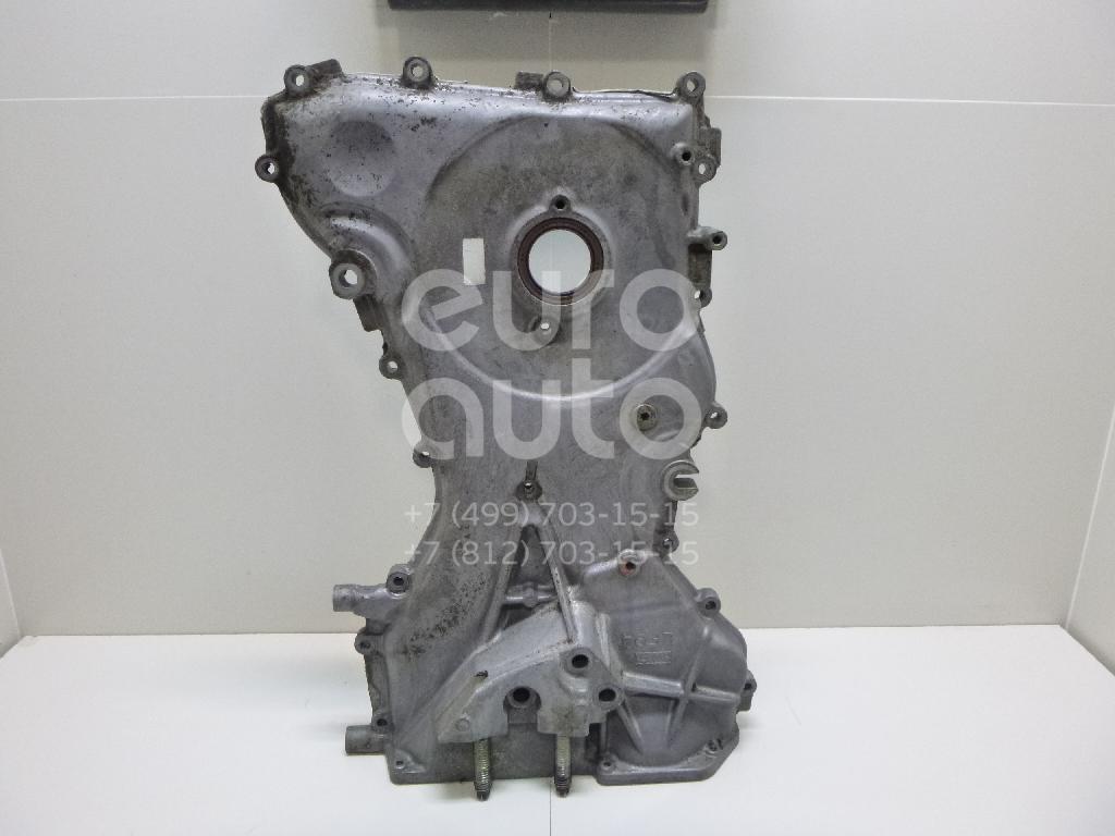 Крышка двигателя передняя для Mazda Mazda 6 (GG) 2002-2007;Mazda 6 (GH) 2007-2012 - Фото №1