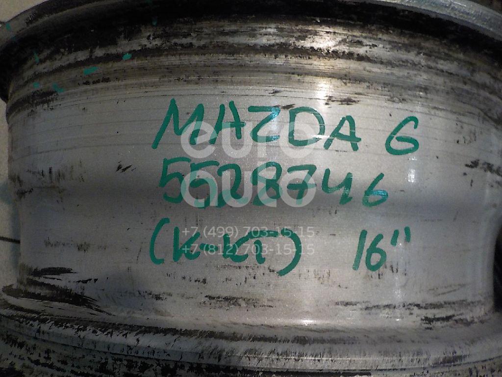Диски колесные легкосплавные (к-кт) для Mazda Mazda 6 (GG) 2002-2007 - Фото №1