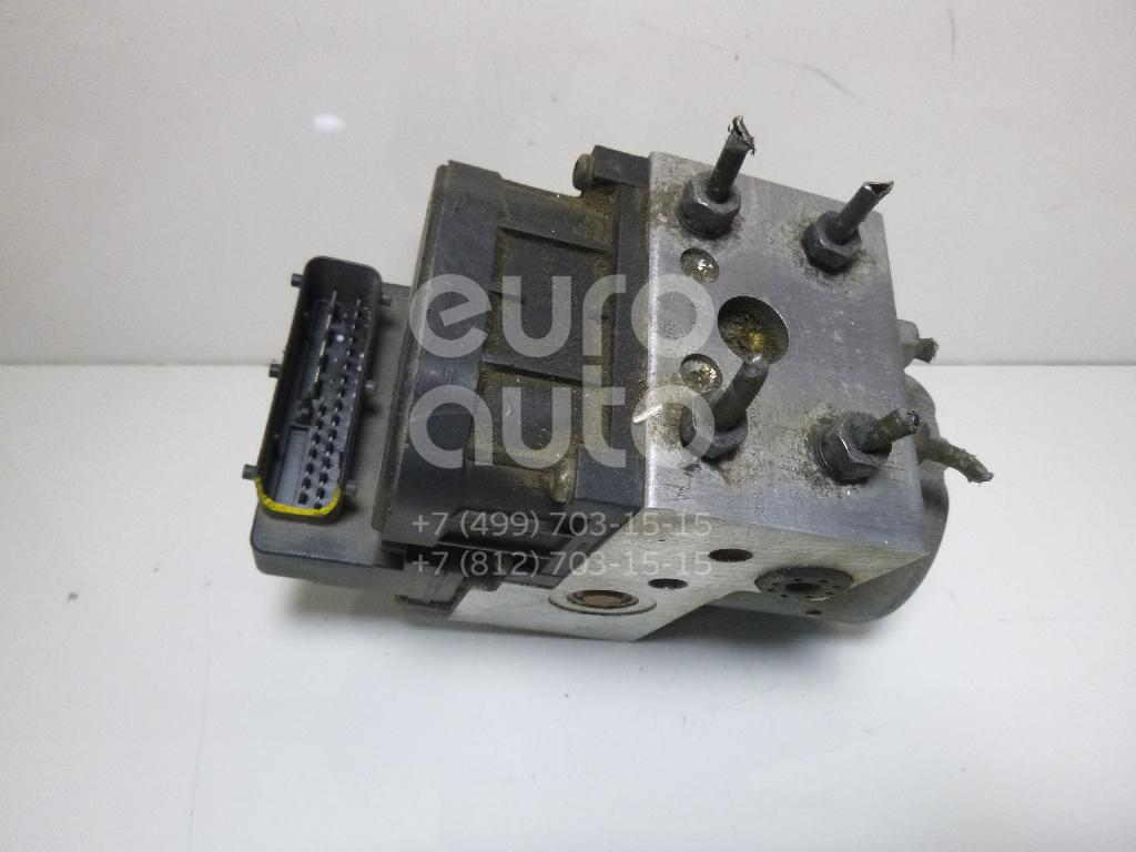 Блок ABS (насос) для Opel Astra G 1998-2005;Zafira A (F75) 1999-2005 - Фото №1