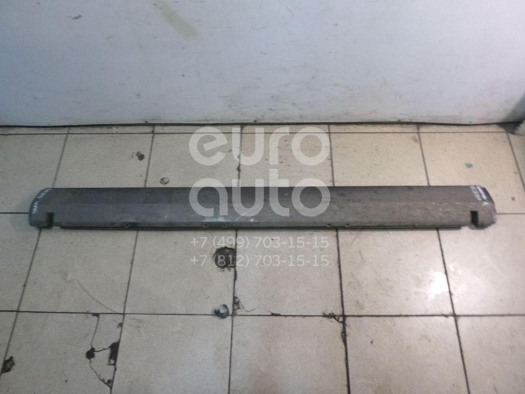 Накладка на порог (наружная) для Hyundai Terracan 2001-2007 - Фото №1