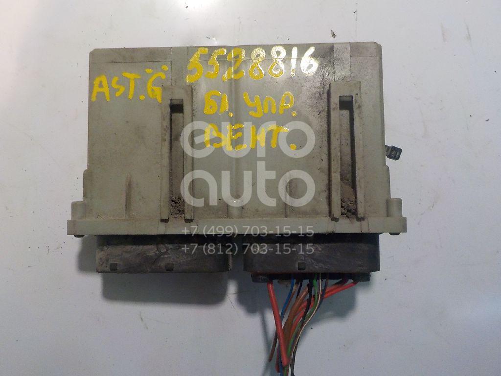 Блок управления вентилятором для Opel Astra G 1998-2005;Zafira A (F75) 1999-2005 - Фото №1