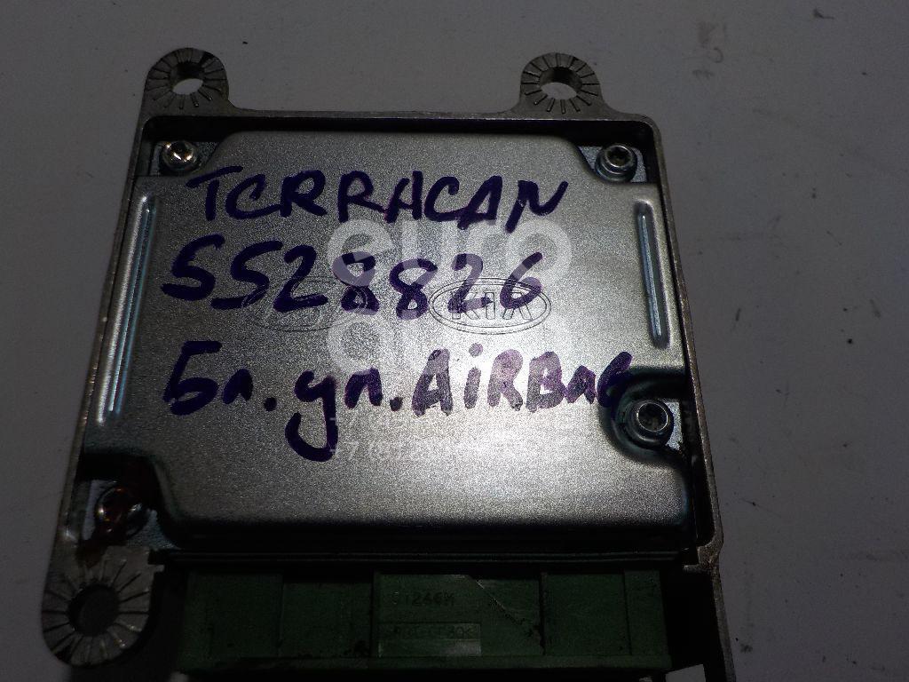 Блок управления AIR BAG для Hyundai Terracan 2001-2007 - Фото №1