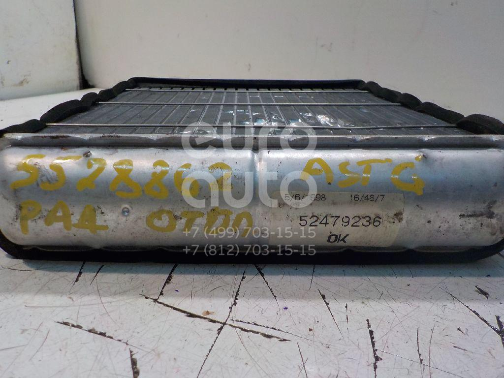 Радиатор отопителя для Opel Astra G 1998-2005;Zafira (F75) 1999-2005 - Фото №1
