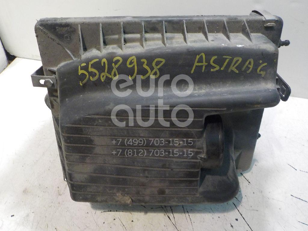 Корпус воздушного фильтра для Opel Astra G 1998-2005;Zafira (F75) 1999-2005 - Фото №1